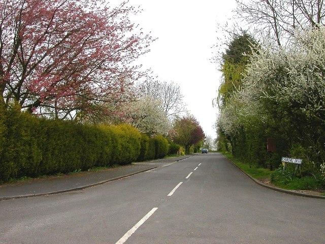 Upper Bruntingthorpe