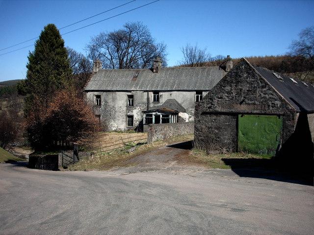 Farmhouse at Pittyvaich, Dufftown.