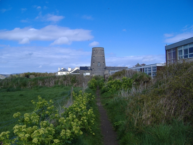The Witches Mill, Castletown