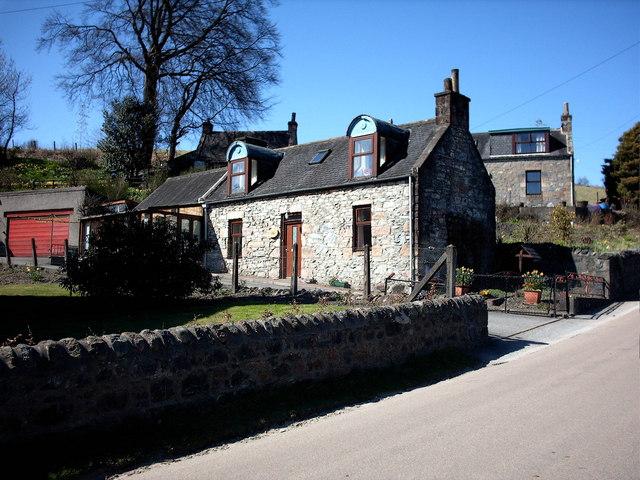 Dullan Cottage, Dufftown.