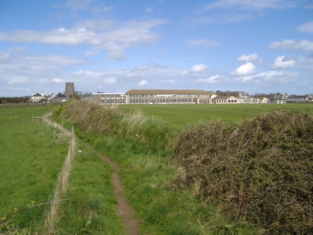 Castle Rushen High School, Castletown