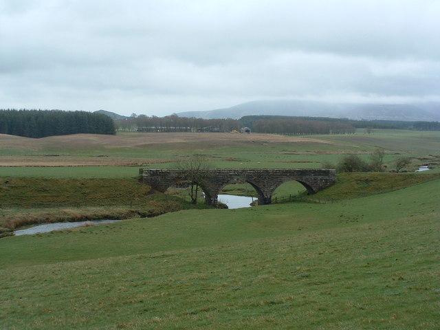 Bridge over the North Medwin
