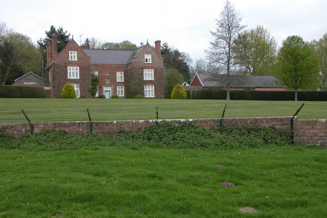 Hall at Purslow