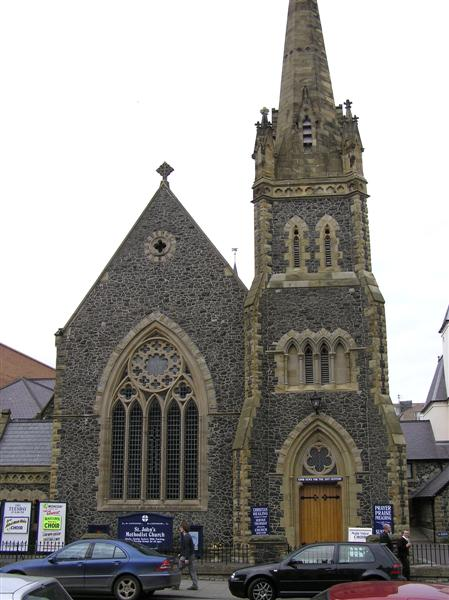 St John's Methodist Church, Llandudno
