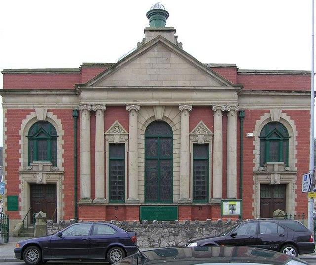 Emmanuel Christian Church, Llandudno