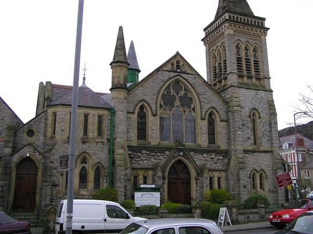 Gloddaeth Utd Church, Llandudno