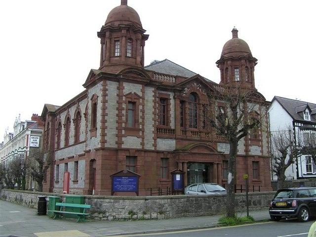 Seilo Church, Llandudno