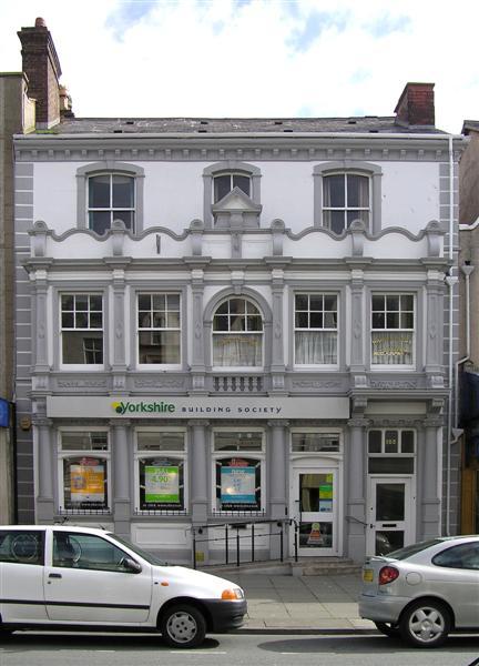 Yorkshire Building Society, Llandudno