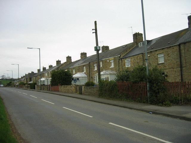 Grange Villa, Stone Row
