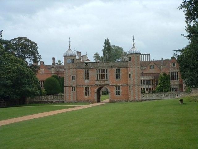 Charlecote Park (National Trust Tudor House)
