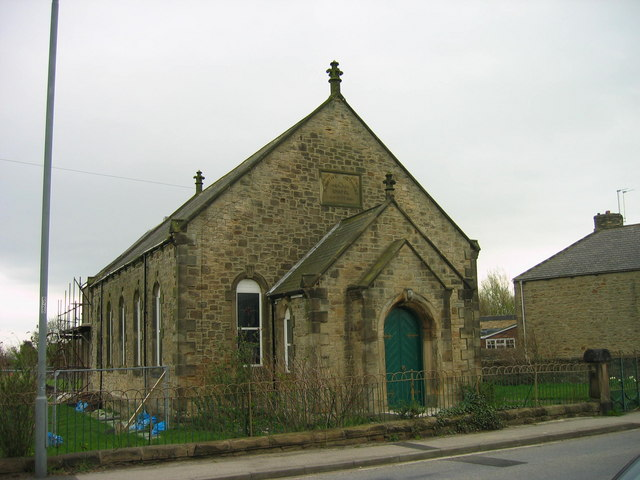 Primitive Methodist Chapel Grange Villa