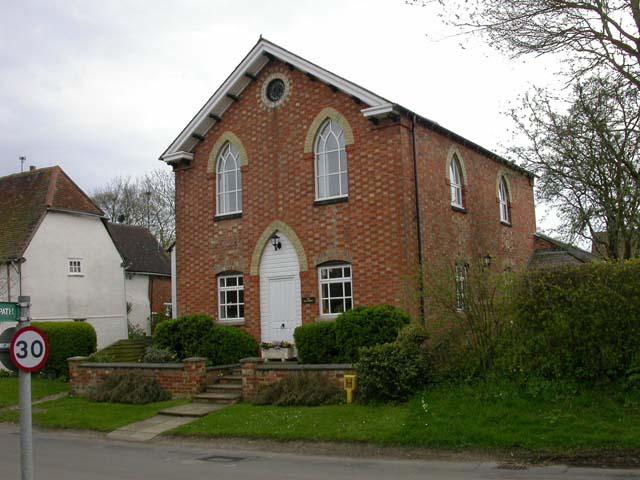 Wesleyan Chapel, Swineshead