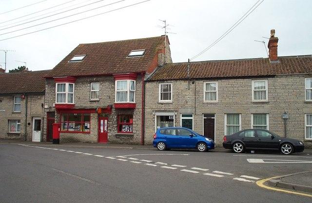 Somerton Post Office.
