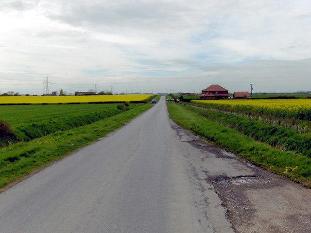 Crook Mill Road