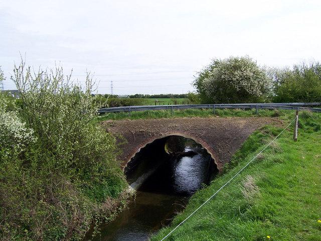 East Halton Beck Bridge