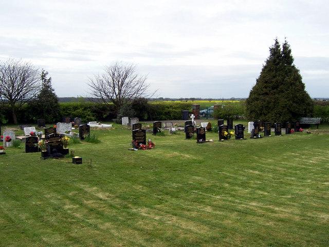 North Killingholme Cemetery