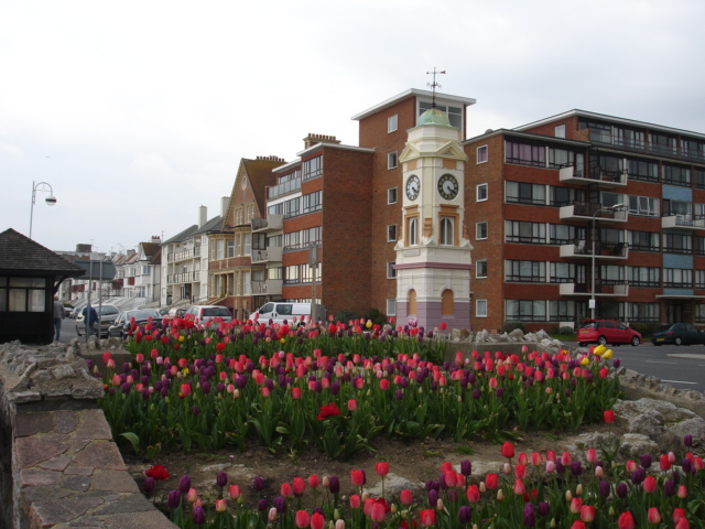 Clock Tower Bexhill-on-Sea East Sussex
