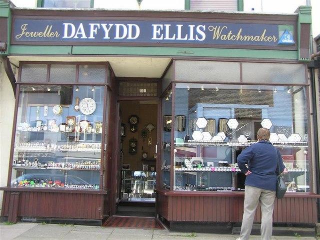 Dafydd Ellis, Porthmadog