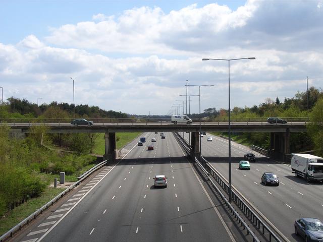 M40, Beaconsfield