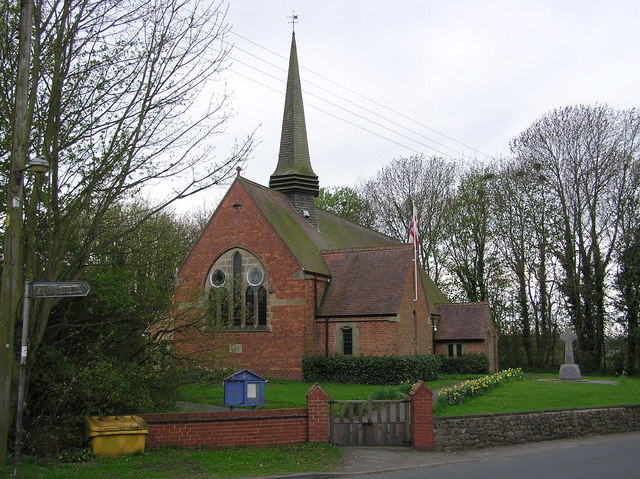 All Saints Church : East  Cowton