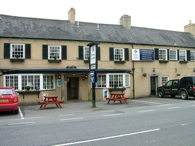 Percy Arms, Otterburn