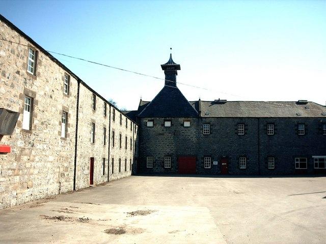 Parkmore Distillery, Dufftown