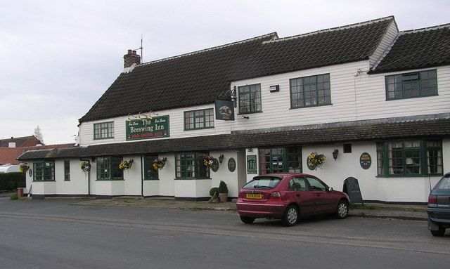 The Beeswing Inn ; East Cowton.