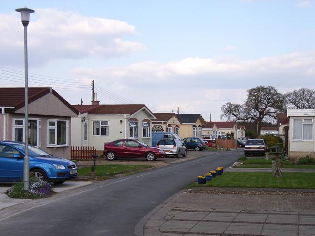 Odds Farm Estate