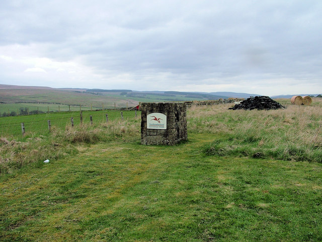 You are now in the Northumberland National Park