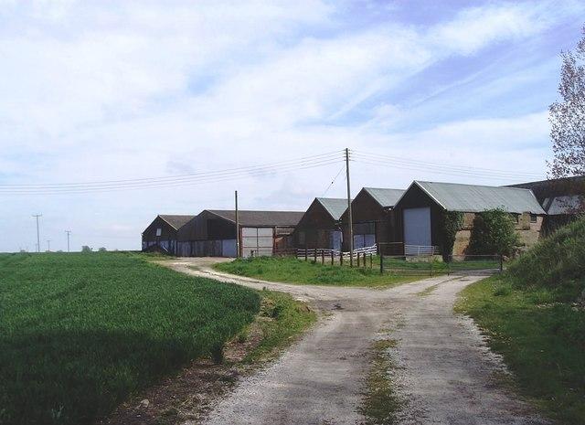 Barns at East Hall, Paglesham