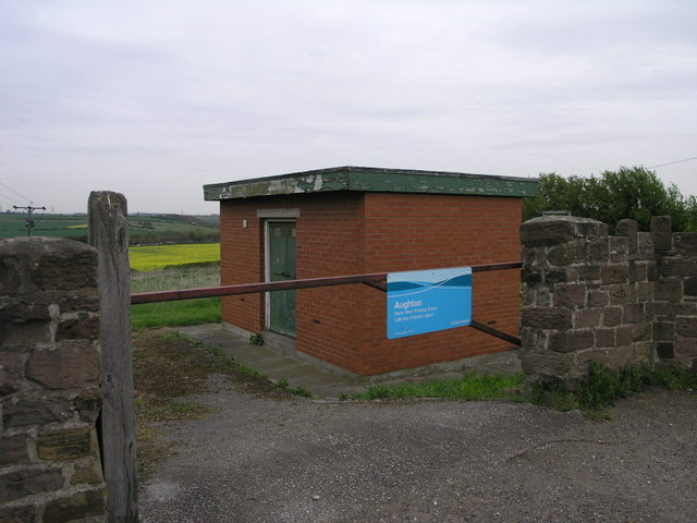 Aughton Pumping Station
