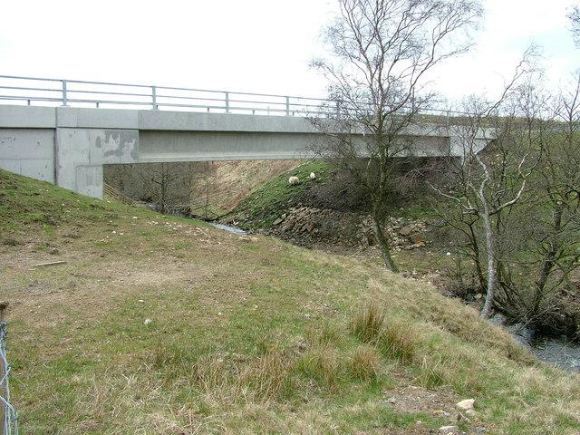 Durtrees Burn & Bridge
