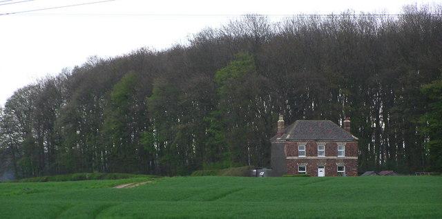 Frigidale Wood ; with House