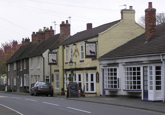 The Bay Horse : Great  Smeaton