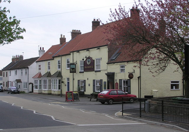 The Black Bull : Great Smeaton.