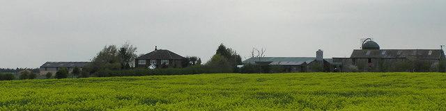 Home Farm. : Hornby Lane.