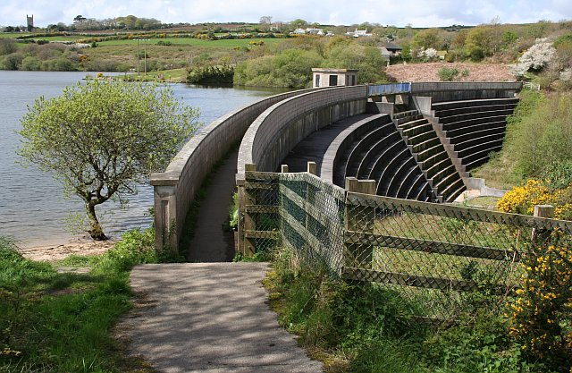 Argal Reservoir Dam
