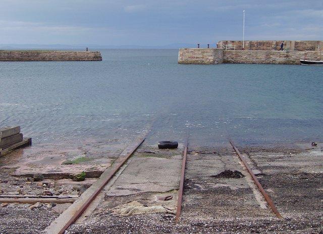 Slip, Cockenzie Harbour