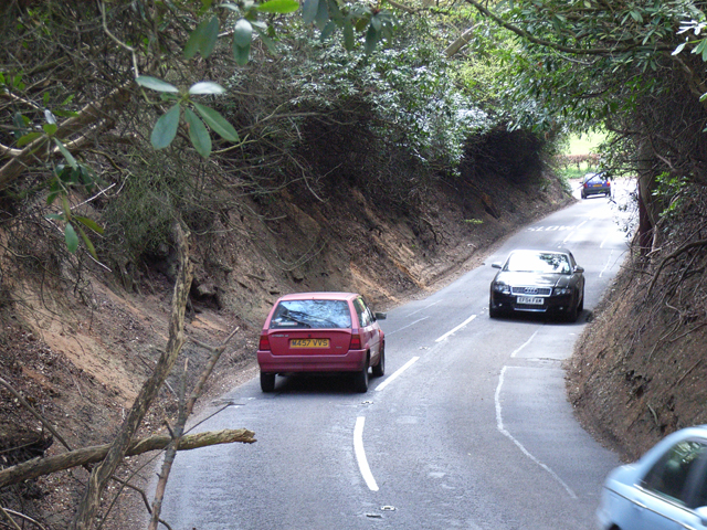 Burnham Road, near Beaconsfield