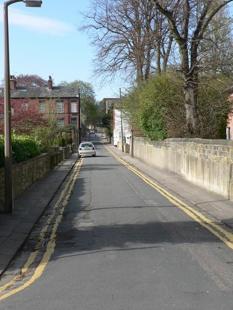 School Lane, Chapel Allerton