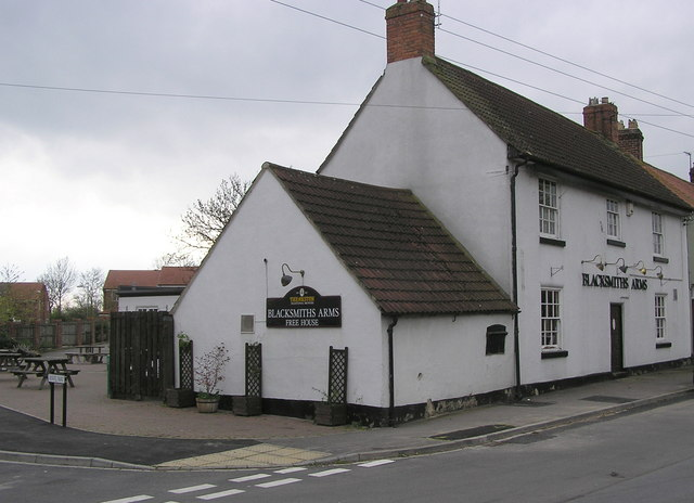 Blacksmiths Arms : North  Cowton