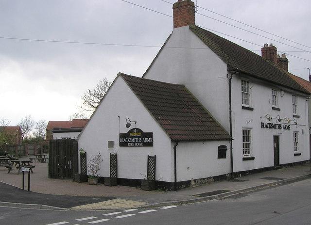 Blacksmiths Arms : North Cowton.