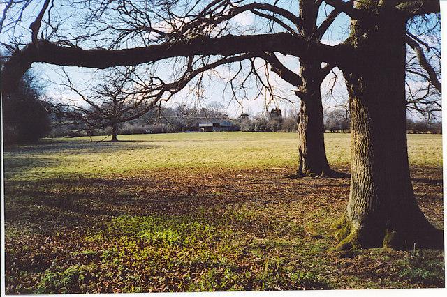 Parklands, Walliswood.