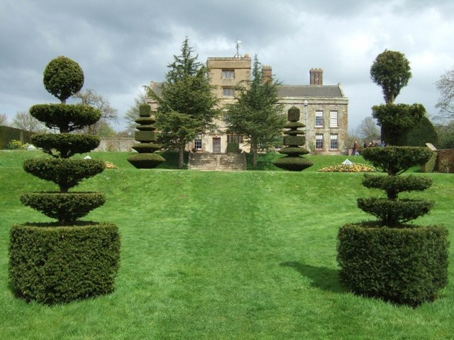Canons Ashby