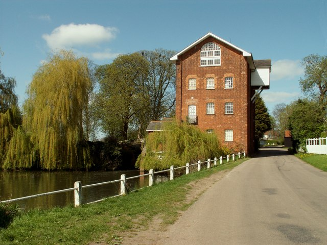 Felsted Mill, Felsted, Essex