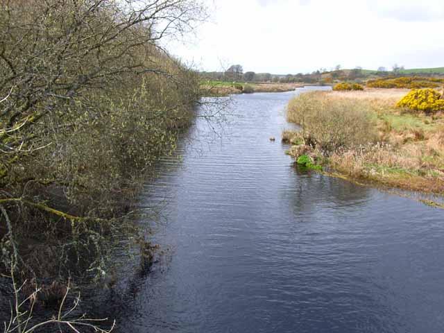 The River Bladnoch
