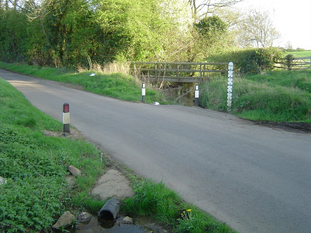 Buffler's Holt: Welsh Lane ford