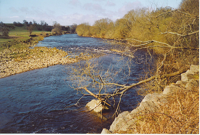 The Swale at Brompton-on-Swale