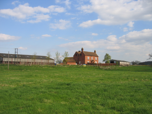 Lower Spernall Farm