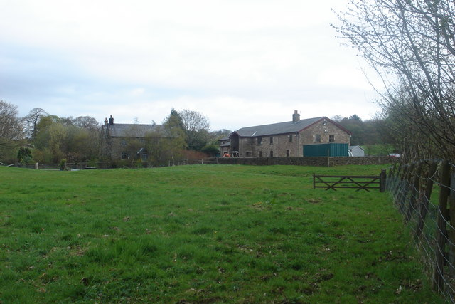 Lower Whitehalgh Farm